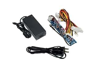 ASKTECH 高性能miniITX用電源 120W DC-DCボード&60W ACアダプタセット NT-ZENODC60
