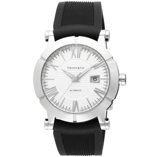 [ティファニー]Tiffany&Co. 腕時計 Atlas Gent シルバー文字盤 自動巻 Z1000.70.12A21A91A メンズ 【並行輸入品】