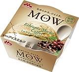 森永乳業  MOW エチオピアモカコーヒー 140ml×18個