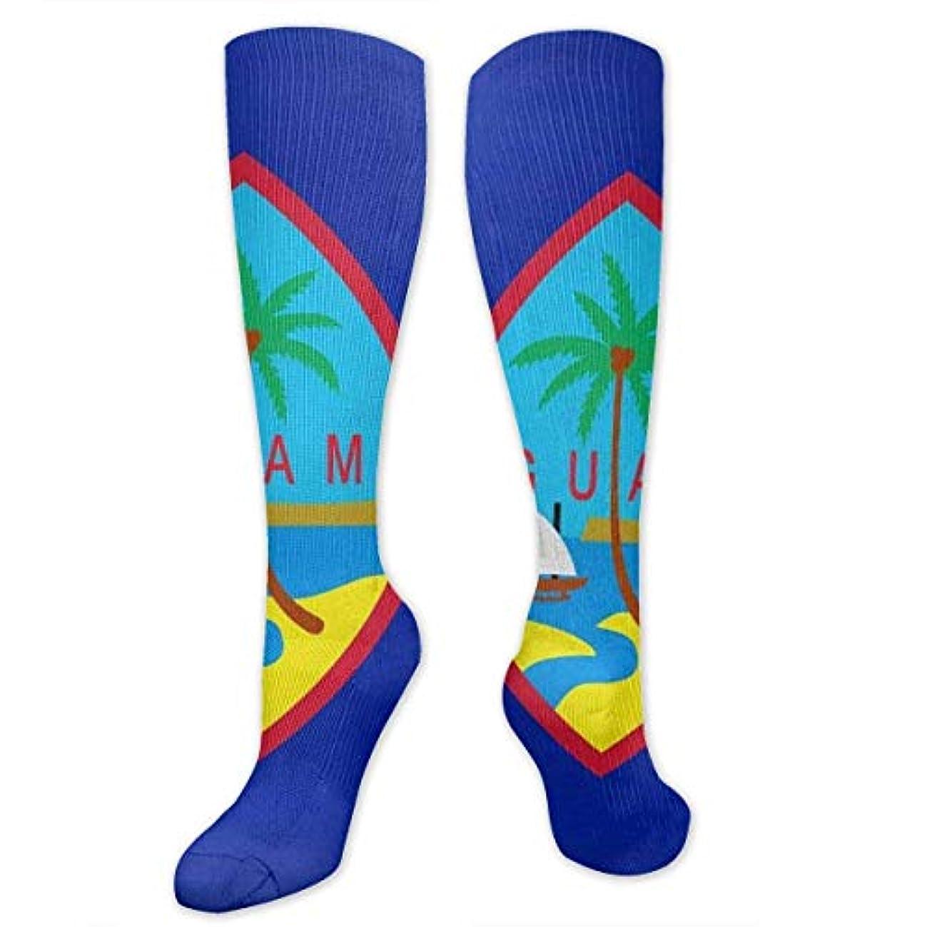対抗チロ明快靴下,ストッキング,野生のジョーカー,実際,秋の本質,冬必須,サマーウェア&RBXAA Guam Socks Women's Winter Cotton Long Tube Socks Knee High Graduated...