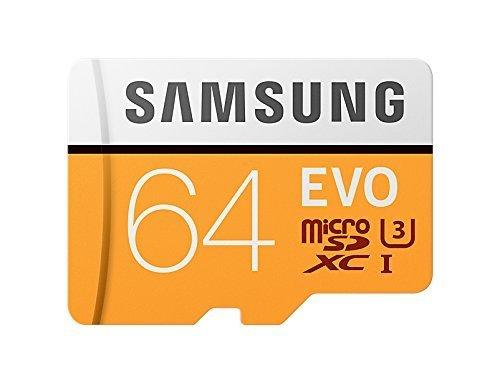Samsung microSD カード 64GB EVO C...