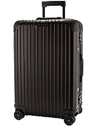 RIMOWA [ リモワ ] トパーズ ステルス 923.63.01.4 TOPAS STEALTH マルチホイール 【4輪】 ブラック スーツケース 61L