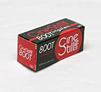 サンアイ Cinestill 800T カラーネガフィルム 120サイズ CS8001
