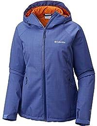 (コロンビア) Columbia レディース アウター レインコート Columbia Top Pine Insulated Rain Jacket [並行輸入品]