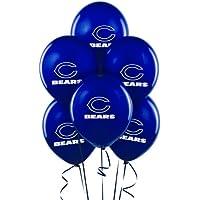 Chicago Bears Latex Balloons シカゴ?ベアーズラテックス風船?ハロウィン?クリスマス?