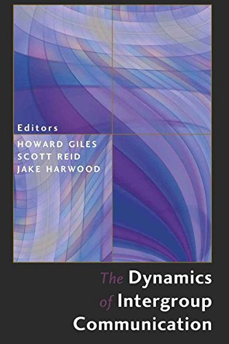 Download The Dynamics of Intergroup Communication (Language As Social Action) 1433103974