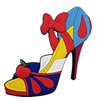 Disney Parks - Snow White High Heel Shoe - Soft Touch Magnet by Disney