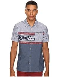 Vans Merced Buttondown半袖メンズシャツ