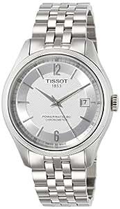 [ティソ]TISSOT 腕時計 Ballade Automatic(バラード オートマティック) COSC クロノメーター 機械式自動巻き T1084081103700 メンズ 【正規輸入品】