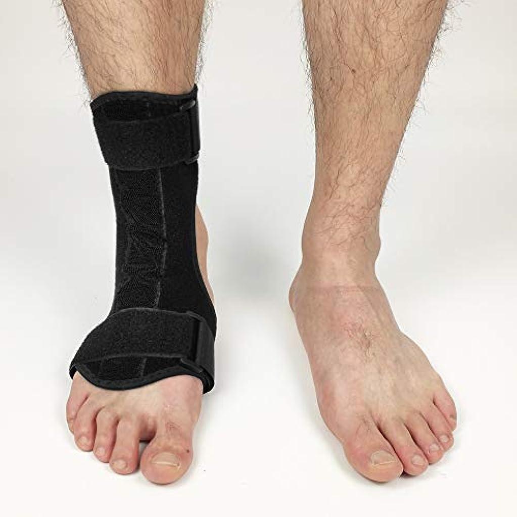 足首圧縮スリーブ調節可能な通気性足首サポートスポーツ用足首ラップ保護足首捻rainワンサイズフィットすべての男性女性