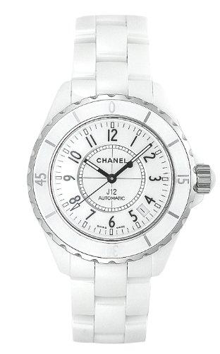 (シャネル) CHANEL 腕時計 J12 H0970 ホワイト メンズ [並行輸入品]...