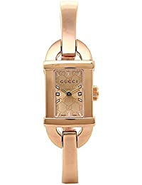 (グッチ) GUCCI 時計 レディース YA068585 6800シリーズ 腕時計 コパー/ピンクゴールド[並行輸入品]