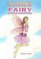 Glitter Fairy Sticker Paper Doll (Dover Little Activity Books Paper Dolls)