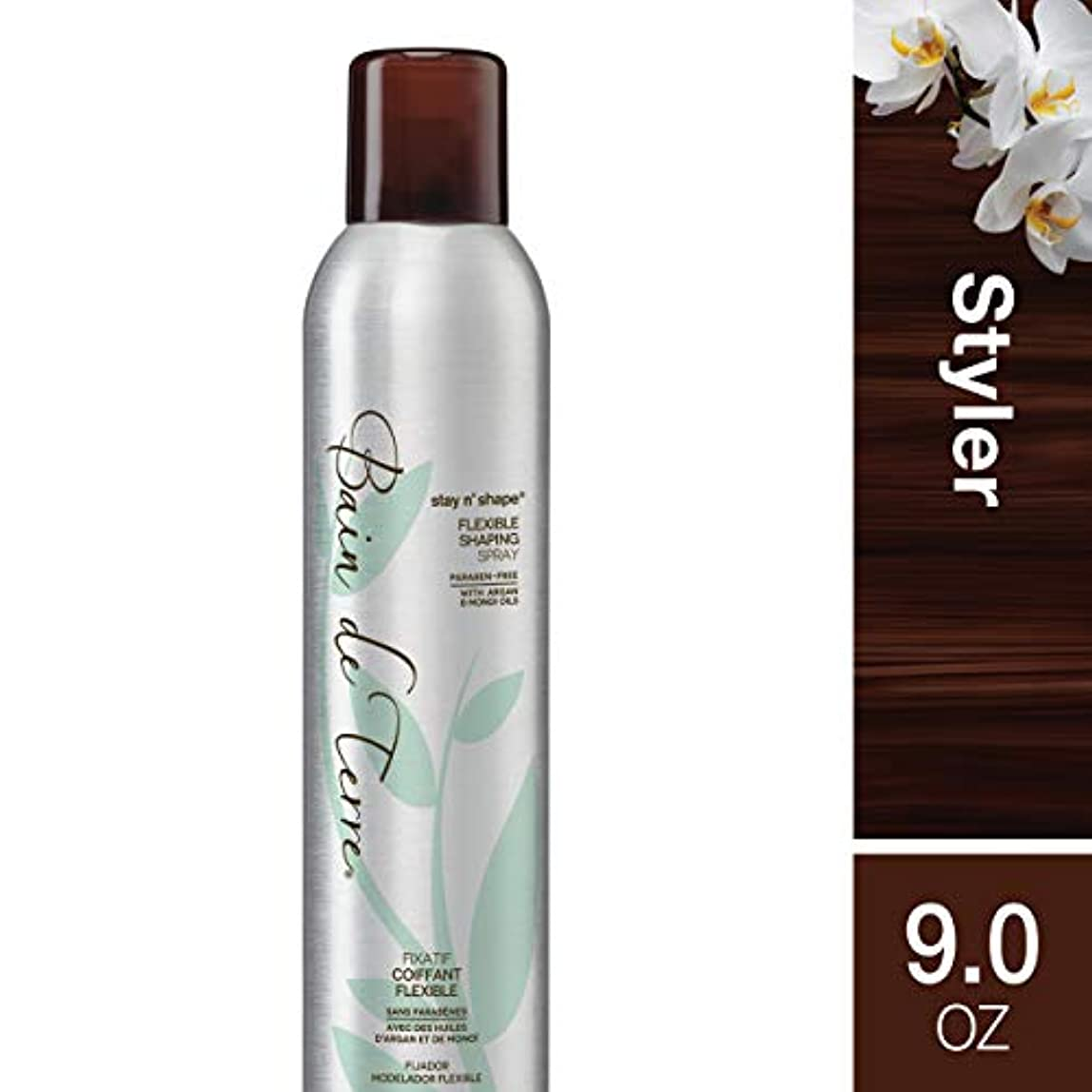 展開するインド大工STAY'N shape spray 300 ml