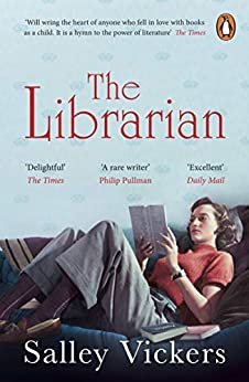 The Librarian: The Top 10 Sunday Times Bestseller by [Vickers, Salley]
