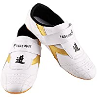 Taekwondo Shoes, Breathable Kung Fu Tai Chi Shoes for Adults and Kids