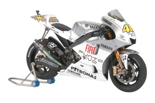 1/12 オートバイシリーズ No.120 ヤマハ YZR-M1 09 フィアットヤマハチーム エストリル エディション 14120