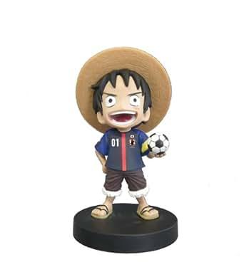ボビングヘッド ワンピース モンキー・D・ルフィ サッカー日本代表チーム 2012年Ver.