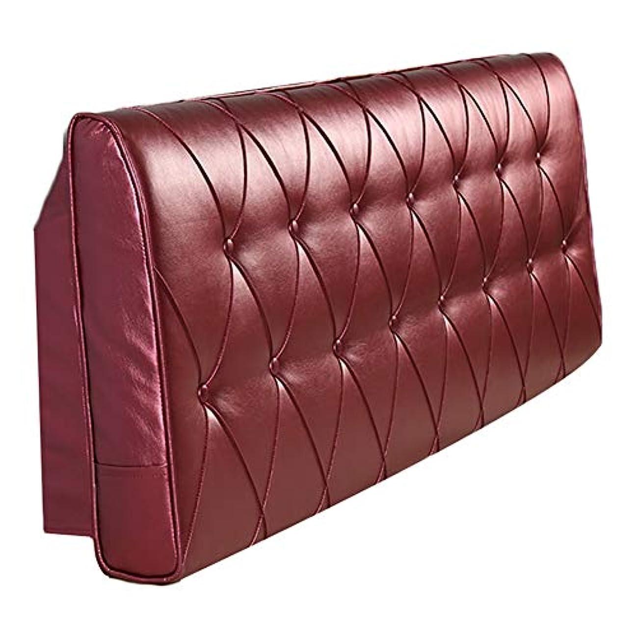 騒乱雹付添人LIANGLIANG クションベッドの背もたれ ヘッドボード付き 休憩枕 フィラー 柔らかい 抗アレルギー 耐摩耗性 長い人生、 6サイズ (Color : B, Size : 190CM)