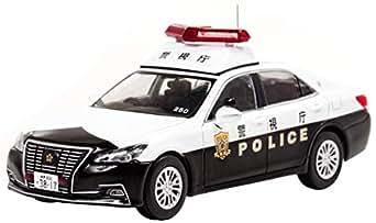 RAI'S 1/43 トヨタ クラウン ロイヤル GRS210 2016 警視庁地域部自動車警ら隊車両 250 限定 完成品