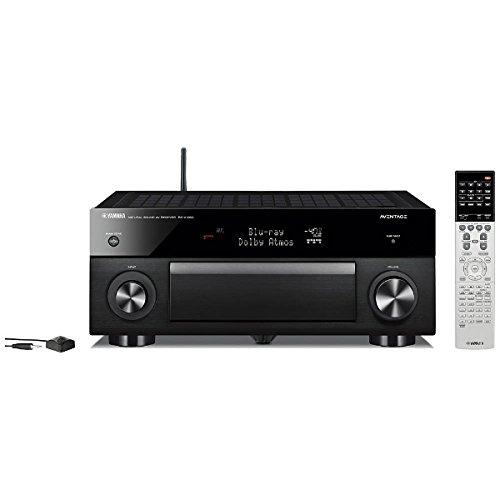 ヤマハ  ハイレゾ音源対応  7.1ch対応AVアンプ ブラック  AVENTAGE RX-A1060B