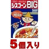 日清シスコ シスコーンBIGフロスト240g×5個入(1ケース納品)