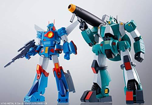 HI-METAL R 戦闘メカ ザブングル ウォーカーギャリア