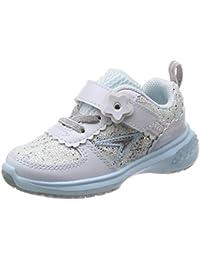 [シュンソク] 運動靴 通学履き 瞬足 軽量 シンデレラフィット 15cm~24.5cm D キッズ 女の子