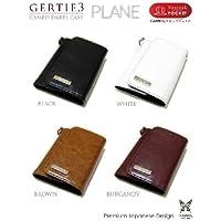 CAMEO/カメオ ダーツケース  GERTIE 3 PLANE KRYSTAL POCKET/ガーティ3 プレーン クリスタルポケット バーガンディ