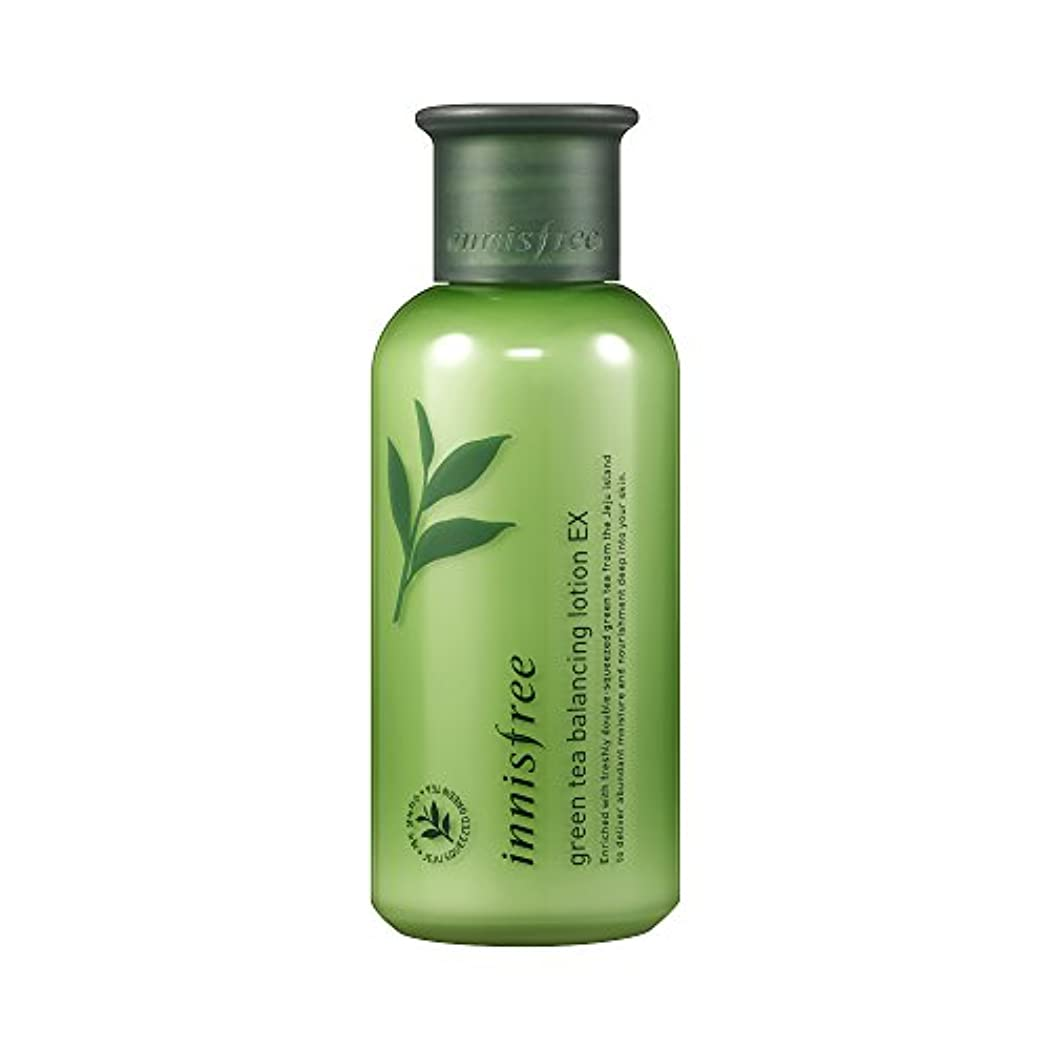 ブラシ感情精度イニスフリー日本公式(innisfree) グリーンティー バランシングローション[乳液]160mL