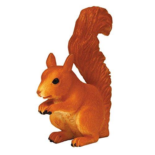 プラッツ My Little Zoo リス 全長約75mm 彩色済み動物フィギュア MJP387031