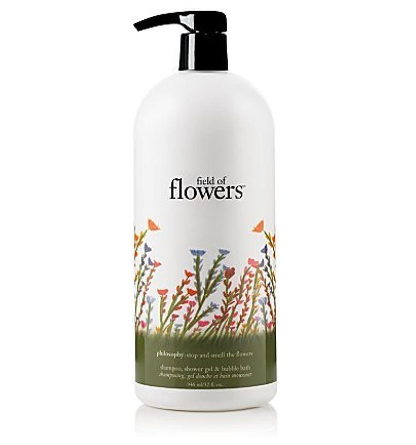 絶対のルール落ちたfield of flowers (フィールド オブ フラワーズ) 32.0 oz (960ml) shampoo, shower gel & bubble bath for Women