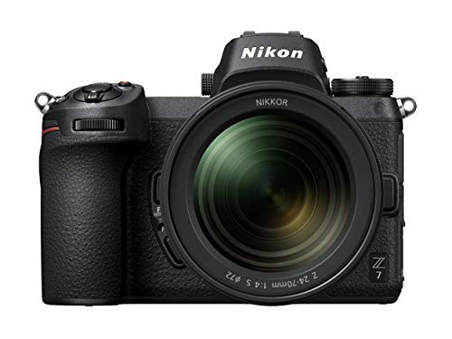 Nikon Z7 FX-Format Mirrorless Camera Body w/NIKKOR Z 24-70mm f/4 S [並行輸入品]