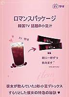 ✨大人氣 ! !✨【IMEAL】 小豆汁 ☕️ 4ボックス 40スティック♥ 韓国ダイエット アイドルダイエット 効き目が早いむくみスッキリ♥