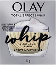 Olay Total Effects Whips Face Cream Moisturiser 50g