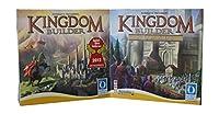 Kingdom Builder and Kingdom Builder Nomads 拡張ボードゲームセット