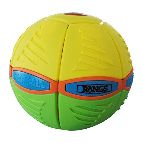 ラングスジャパン(RANGS) フラットボール V3 グリーン
