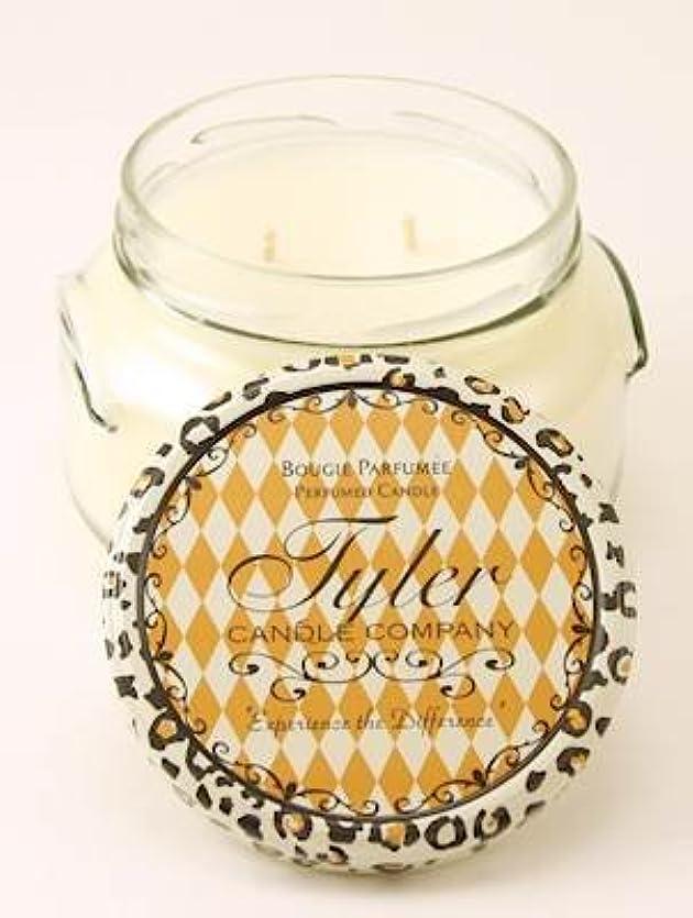 ほこりっぽい溶ける君主制Revel Tyler 11 oz Medium香りつきJar Candle