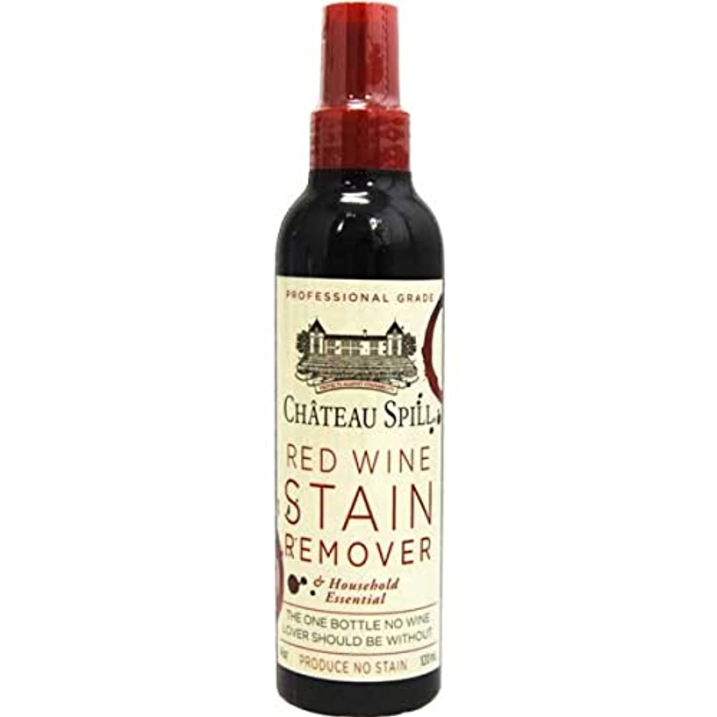 土地効果的コアシャトースピル レッドワイン用シミ落としスプレー 【120ml×3本】 ds-1838676