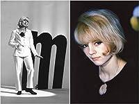 [2枚セット]シルヴィ・バルタン 写真(S) Portrait Photograph #2S1