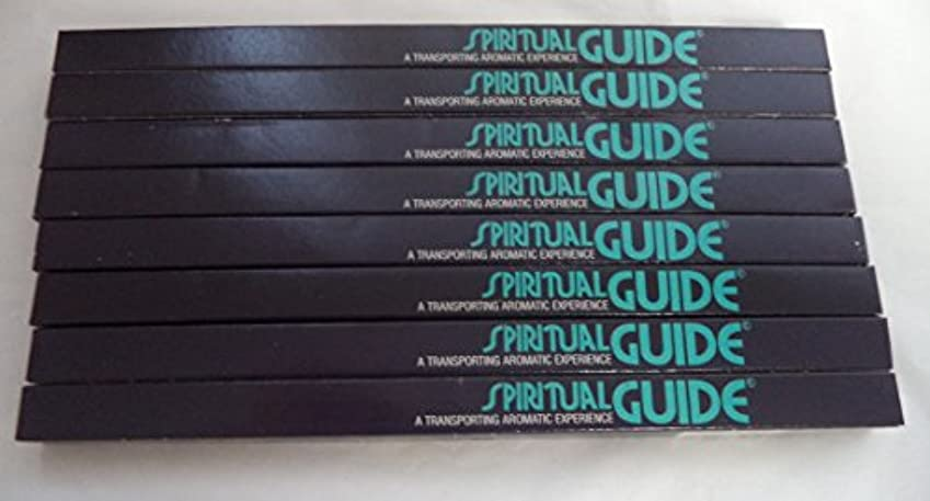 スプーン奨励円形Padmini Spiritual Guide Incense - 8 Packs, 8 Sticks per Pack by Incense