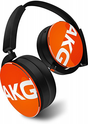 AKG Y50 密閉型オンイヤーヘッドホン DJスタイル オレンジ Y50JEORN 【国内正規品/日本限定カラー】
