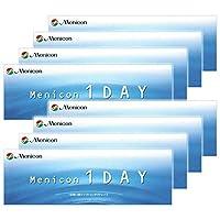 メニコン1DAY 【BC】8.6【PWR】-1.50 30枚入 8箱