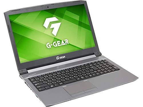 G-GEAR ゲーミングノートパソコン N1565J-500T2/AM1:/Core i5-8300H/GTX1050Ti/RAM8GB/480GB SSD/Win10