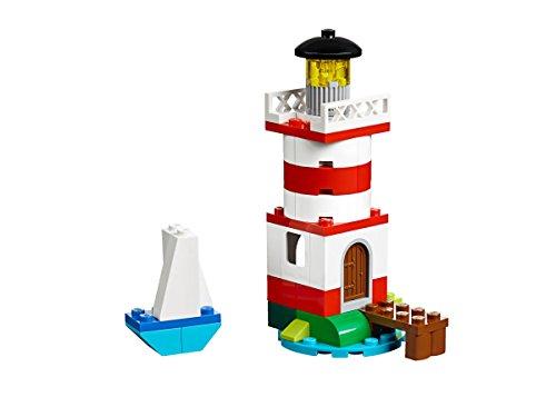 『レゴ (LEGO) クラシック 黄色のアイデアボックス<ベーシック> 10692』の6枚目の画像