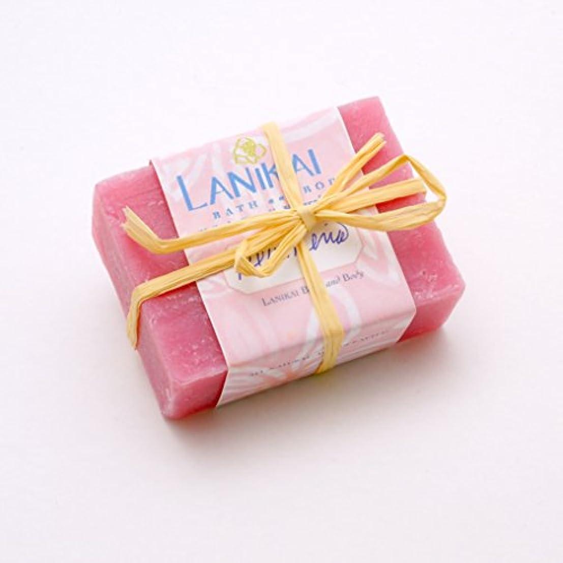 同一性前件誘発するLANIKAI Handmade Hawaiian Soap Plmeria ハンドメイド ハワイアンソープ プルメリア