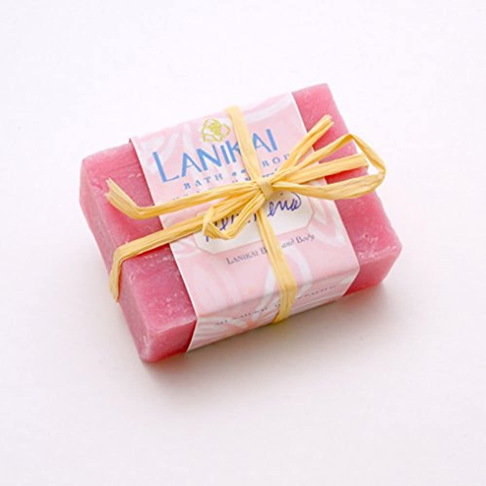 凍った言うまでもなく呼ぶLANIKAI Handmade Hawaiian Soap Plmeria ハンドメイド ハワイアンソープ プルメリア