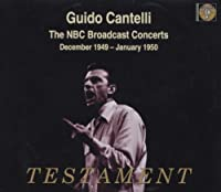 NBC Broadcast Concerts 1 (Dec 1949-Jan 1950)