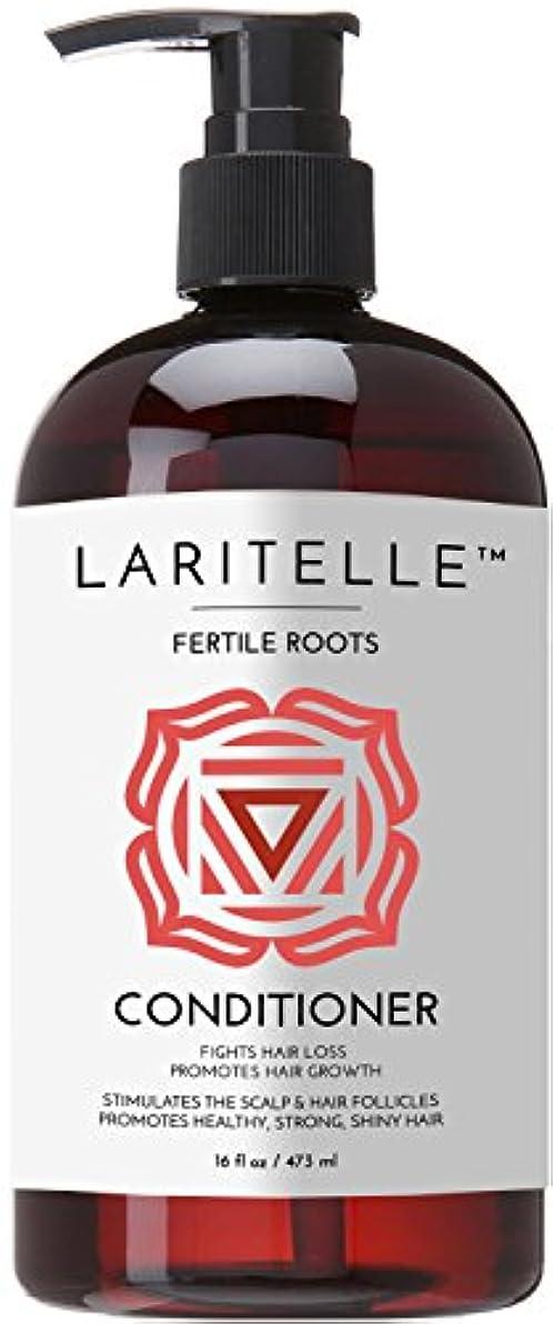 忠実スノーケル頬骨Laritelle Organic Conditioner 16 oz | Fortifying, Strengthening & Rejuvenating | Stops Hair Shedding, Promotes...