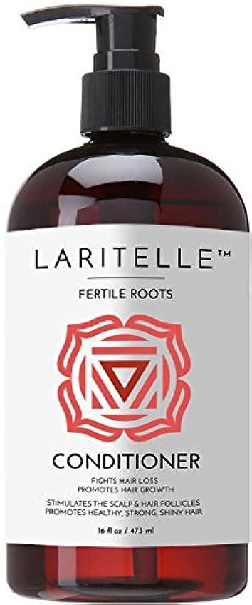質量少年記憶に残るLaritelle Organic Conditioner 16 oz | Fortifying, Strengthening & Rejuvenating | Stops Hair Shedding, Promotes...